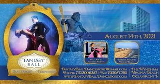 Fantasy Ball DanceSport Competition