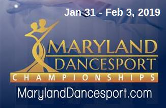 MD DanceSport Championships