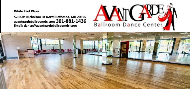 Avant Garde Dance Studio, Interior View