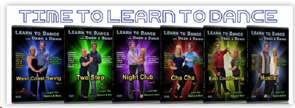 Learn to Dance Online at forrestvance.com